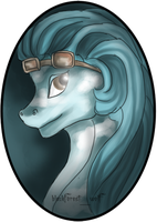Neopets Trade: Nipteu The Cloud Krawk by Blesses
