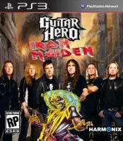 Guitar Hero: Iron Maiden by deviantfafnir