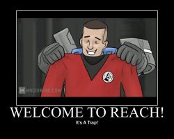 Welcome to Reach by XPvtCabooseX