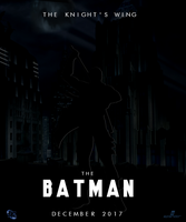 The Batman Character Poster - Robin by SplendorEnt