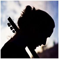 Cello Sillhouette by hesitation