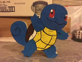 Squirtle Puzzle by Fearshadow