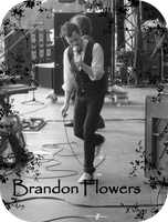Brandon Flowers edit by MissArkhamAngel