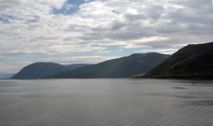 Sailing the fjords to Skjolden 07 by abelamario