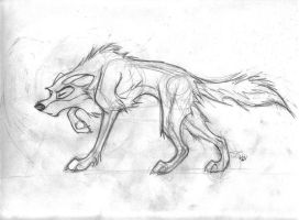 balto drawing by zimaro