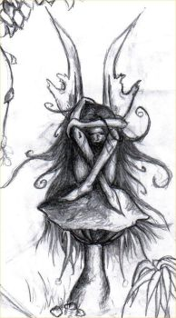 Cower by crystallizedcharcoal