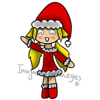 Christmass gift 1: Mkb-lover by InuyashaGoldensEyes