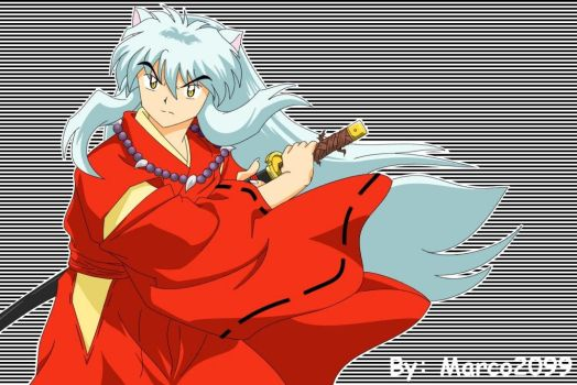 Inuyasha by Marco2099
