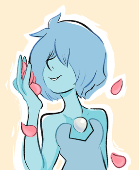 Blue Pearl by Butterscotch-Angel