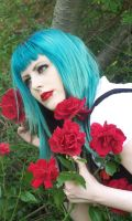 Painting The Roses Red by VixensPrettyCorpse