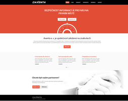 Axenta by Visual-Creative