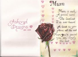 mothers day card by AmyLou31