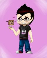 Markiplier by Tip-the-cat