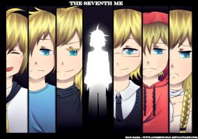The Seventh Me by AnimeNo1Fan