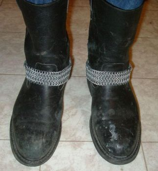 Boot bands by DragonoftheElements
