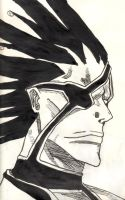 kenpachi by Cubed1
