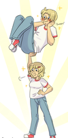 aph: so tiny, so strong by Rose-McSugar
