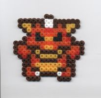Guess what this perler is by SophieEkard