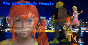 The Shinobifamily Hamato by SilverMoonCrystal