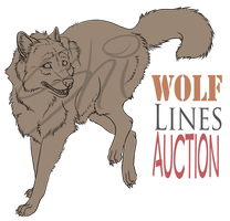 Wolf Lines [Auction: ENDED] by ResidualAdopts