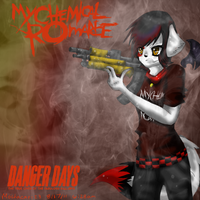 My Chemical Romance-Gerard Way by MochaCat123