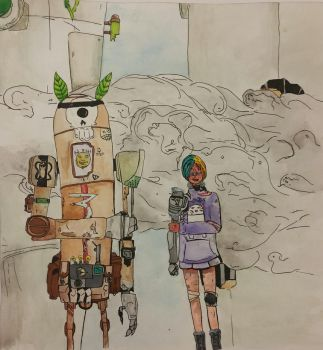 Agnus and Clyde 04 by Steampunkboy171
