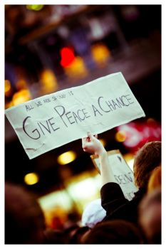Give Peace a Chance by sean08