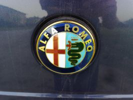 Alfa Romeo - On the Trunk by PepiDesigns