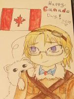 Canada Day!! by Spottedleaf24
