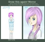 Before and After Meme by Blackheartprincess