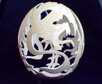 carved dragon egg by csaba1976