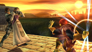 The Falcon Punch Gamble by SmashBros2008