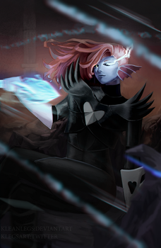 Undyne The Undying by Klegs