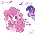 Cotton ears by Perrydotto