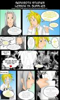 Sephiroth Studies Lesson 13 by SorceressofMalice