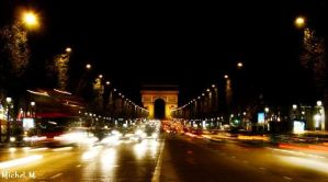 Champs Elysees by Schuma