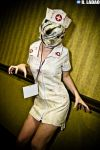 Silent Hill Nurse by DeathToastCosplay