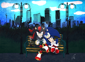 sonadow by ShiLumi