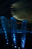 Olympic Podium Icicles 2 by WestSideofMidnight