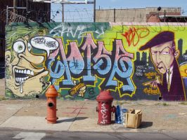 Philly Grafitti by scolon321
