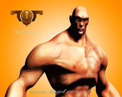 3d Character Chris II by TargetView