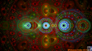 Quantum Holographic Universe by cristy120377