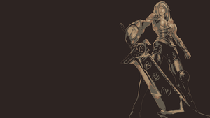Riven vector wallpaper by bohitargep