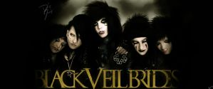 Black Veil Brides by W1nery