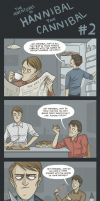 (Comic) The Adventures of Hannibal the Cannibal #2 by ekzotik