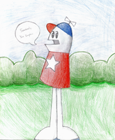 Homestar Runner by PugofDoom
