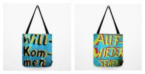 street art totes by Sociopart