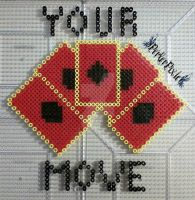 Yu-Gi-Oh! - Your Move by PerlerPixie