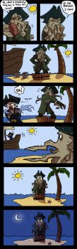 How to Maroon a cursed captain by hanime87