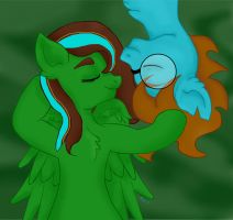 The Fault in Our Sky by AcrylicBrony